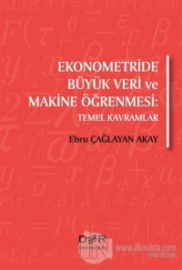 Ekonometride Büyük Veri ve Makine Öğrenmesi