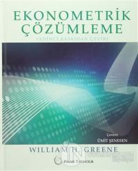 Ekonometrik Çözümleme (Ciltli)