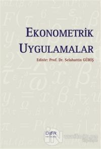 Ekonometrik Uygulamalar