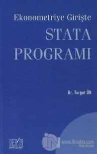 Ekonometriye Girişte Stata Programı