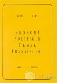 Ekonomi Politiğin Temel Prensipleri %25 indirimli Jean Baby