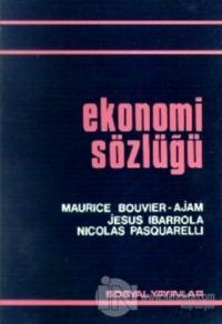 Ekonomi Sözlüğü %25 indirimli Maurice Bouvier-Ajam
