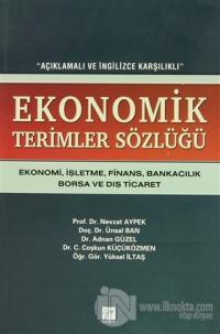 Ekonomik Terimler Sözlüğü