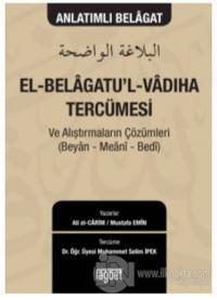 El Belagatu'l Vadıha Tercümesi ve Alıştırmaların Çözümleri