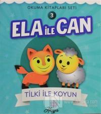 Ela İle Can 12 - Eğlenceli Etkinlik Kitabı