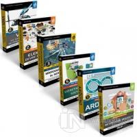 Elektronik Eğitim Seti 3 (6 Kitap Takım) Kolektif