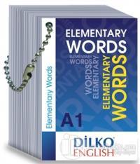 Elementary Words A1 Kelime Kartı