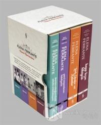Elena Ferrante Napoli Romanları (4 Kitap Set)