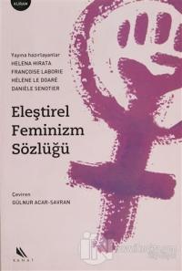 Eleştirel Feminizm Sözlüğü