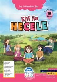 Elif ile Hecele Okuma Seti (10 Kitap Takım)