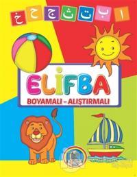 Elifba Boyamalı - Alıştırmalı