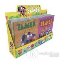 Elmer'ın Renkli Dünyası - Standlı Set 38'li