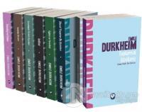 Emile Durkheim Seti (8 Kitap Takım) Emile Durkheim