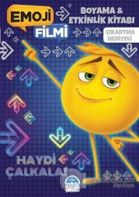 Emoji Filmi Boyama ve Etkinlik Kitabı