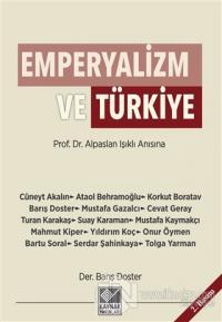 Emperyalizm ve Türkiye %25 indirimli Barış Doster
