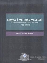 Emval-i Metruke Meselesi (Ciltli)