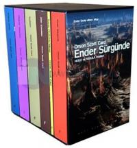 Ender Serisi Box Set - 6 Kitap Takım