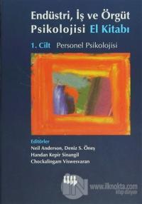 Endüstri, İş ve Örgüt Psikolojisi El Kitabı (Ciltli)
