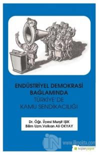 Endüstriyel Demokrasi Bağlamında Türkiye'de Kamu Sendikacılığı
