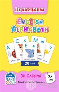 English Alphabeth - İlk Kartlarım