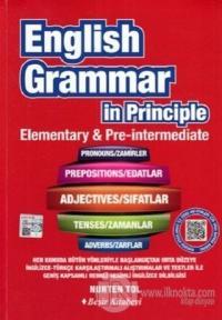 English Grammar in Principle - Elementary and Pre-intermediate
