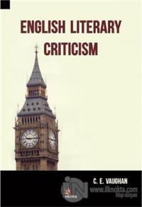 English Literary Criticism