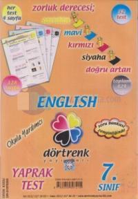 Dörtrenk 7. Sınıf English Y.T.