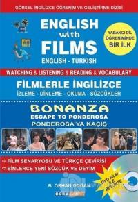 English with Films Bonanza - Escape to Panderosa (DVD Film İle Birlikte)