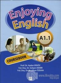 Enjoying English A1.1 Coursebook + Workbook