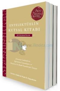 Entelektüelin Kutsal Kitabı Seti - 3 Kitap Takım David S. Kidder