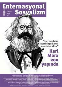 Enternasyonal Sosyalizm Mayıs 2018 Sayı: 2