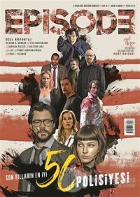 Episode 2 Aylık Dizi Kültürü Dergisi Sayı : 8 Şubat-Mart 2018