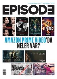 Episode İki Aylık Dizi Kültürü Dergisi Sayı: 23 Kasım - Aralık 2020