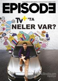 Episode İki Aylık Dizi Kültürü Dergisi Sayı: 24 Ocak-Şubat 2021