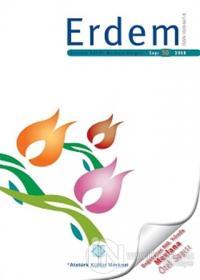 Erdem Atatürk Kültür Merkezi Dergisi Sayı: 50 - 2008