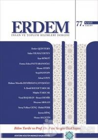 Erdem Atatürk Kültür Merkezi Dergisi Sayı: 77 2019