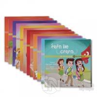 Eren İle Ceren İlk Okuma Serisi (12 Kitap Takım)