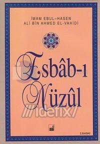 Esbab-ı Nüzul İmam Ebul-Hasen