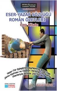 Eser - Yazar Sözlüğü Roman Özetleri Cep Kitabı