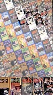 Eski Aylık Edebiyat ve Düşün Dergisi Sayı: 1 Kasım 2001-Ekim 2002