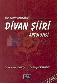 Eski Harfli Metinlerle Divan Şiiri Antolojisi