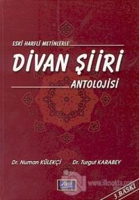 Eski Harfli Metinlerle Divan Şiiri Antolojisi 12. Yüzyıldan 20. Yüzyıla Kadar
