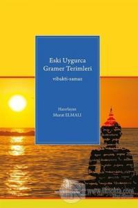 Eski Uygurca Gramer Terimleri