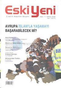 EskiYeni Dergisi Sayı: 1