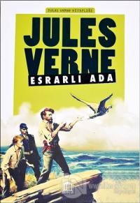Esrarlı Ada - Jules Verne Kitaplığı