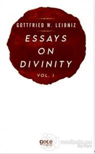 Essays On Divinity Vol. 1