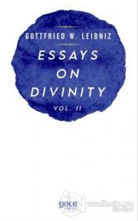 Essays On Divinity Vol. 2