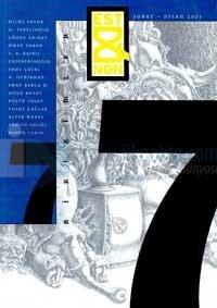 Est & Non Dergisi 7 Şubat - Nisan 2001