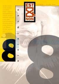 Est & Non Dergisi 8Temmuz - Eylül 2001