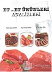 Et Ürünleri ve Et Analizi